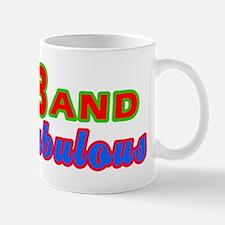 33 and fabulous Mug