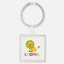 Leonel Loves Lions Keychains