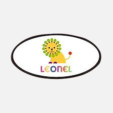Leonel Loves Lions Patches