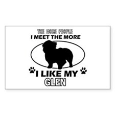 Glen doggy designs Decal