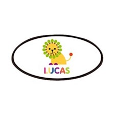 Lucas Loves Lions Patches