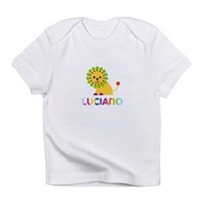 Luciano Loves Lions Infant T-Shirt