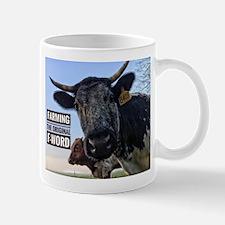 Farming The Original F-Word Mugs
