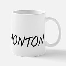 I Love Edmonton Mug