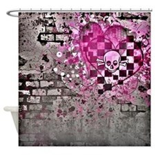 Punk-You-7 Shower Curtain