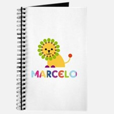 Marcelo Loves Lions Journal