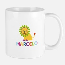 Marcelo Loves Lions Small Small Mug