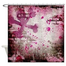 Punk-You-10 Shower Curtain