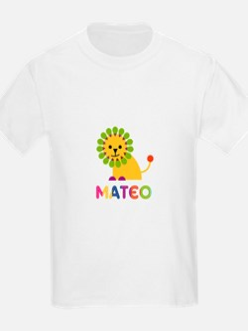 Mateo Loves Lions T-Shirt