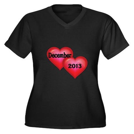 December 2013 Plus Size T-Shirt