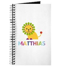Matthias Loves Lions Journal
