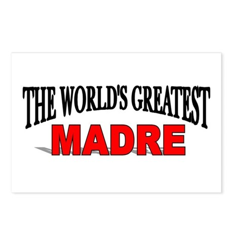 """The World's Greatest Madre"" Postcards (Package of"
