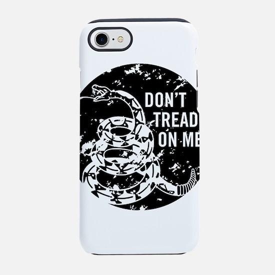 Don't Tread On Me iPhone 7 Tough Case