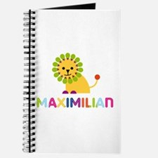 Maximilian Loves Lions Journal