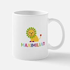 Maximilian Loves Lions Mug