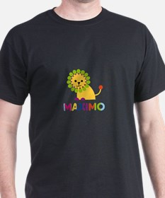 Maximo Loves Lions T-Shirt