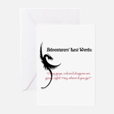 Dragons are good Greeting Cards (Pk of 10)