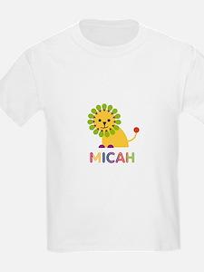 Micah Loves Lions T-Shirt