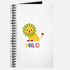 Milo Loves Lions Journal