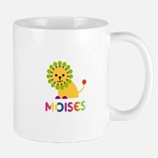 Moises Loves Lions Mug
