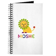 Moshe Loves Lions Journal