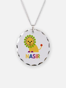 Nasir Loves Lions Necklace