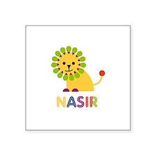Nasir Loves Lions Sticker