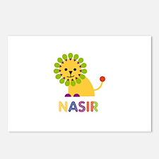 Nasir Loves Lions Postcards (Package of 8)
