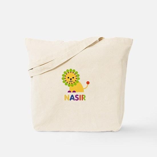 Nasir Loves Lions Tote Bag