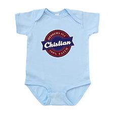Unique Hebrews 11 Infant Bodysuit
