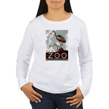 Zoo Herons T-Shirt