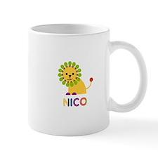 Nico Loves Lions Mug