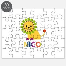 Nico Loves Lions Puzzle
