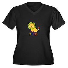 Nico Loves Lions Plus Size T-Shirt