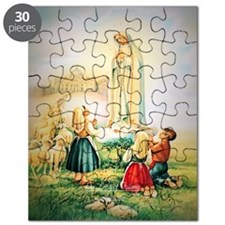Our Lady of Fatima 1917 Puzzle