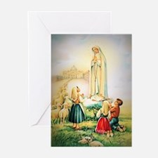 Our Lady of Fatima 1917 Greeting Cards (Pk of 20)