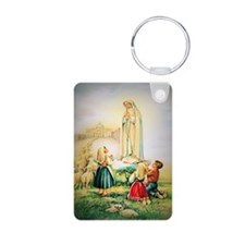Our Lady of Fatima 1917 Keychains