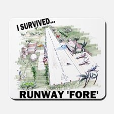 Original RunwayFore Mousepad