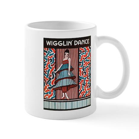 Vintage Wigglin Dance Mug