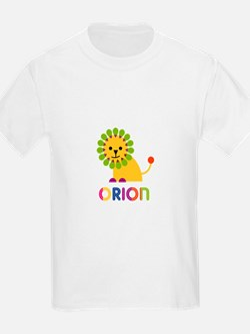 Orion Loves Lions T-Shirt
