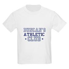 Duncan Kids T-Shirt