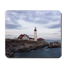 Portland Headlight Mousepad