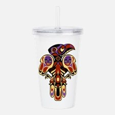 INNER VISIONS Acrylic Double-wall Tumbler