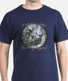 Grandpa legend 2 T-Shirt