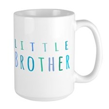 Little Brother in blue Mug