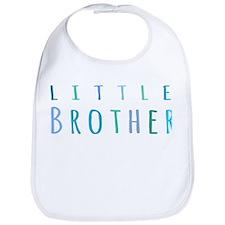 Little Brother in blue Bib