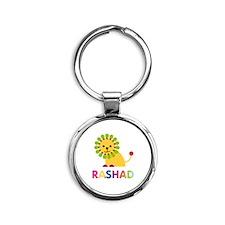 Rashad Loves Lions Keychains