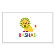 Rashad Loves Lions Decal