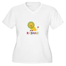 Rashad Loves Lions Plus Size T-Shirt
