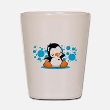 Penguin (B) Shot Glass